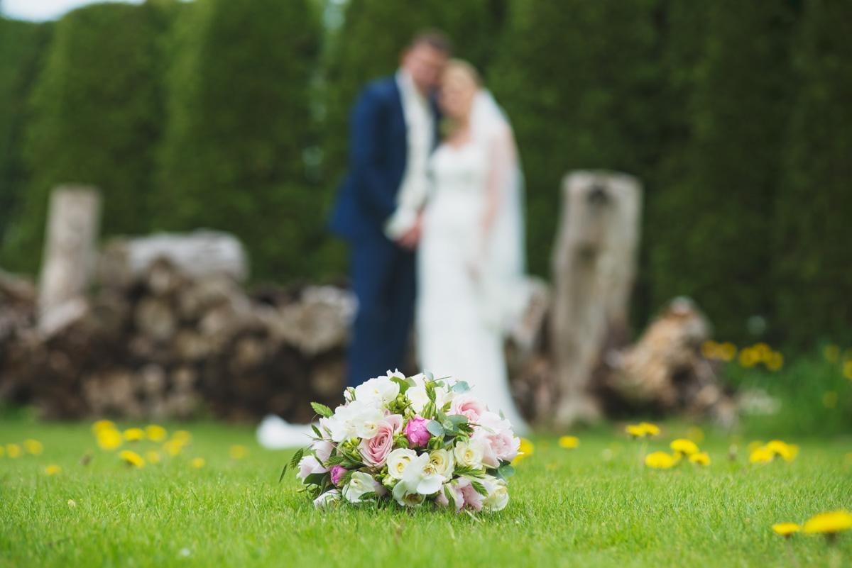 Bryllupsportrætter brudebilleder bryllupsfotograf Skovlunde København