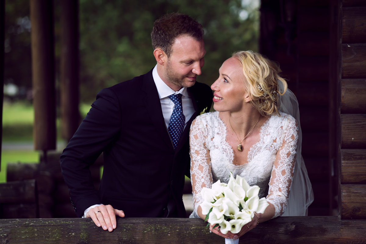 Din Guide Til Bryllupsfotografering